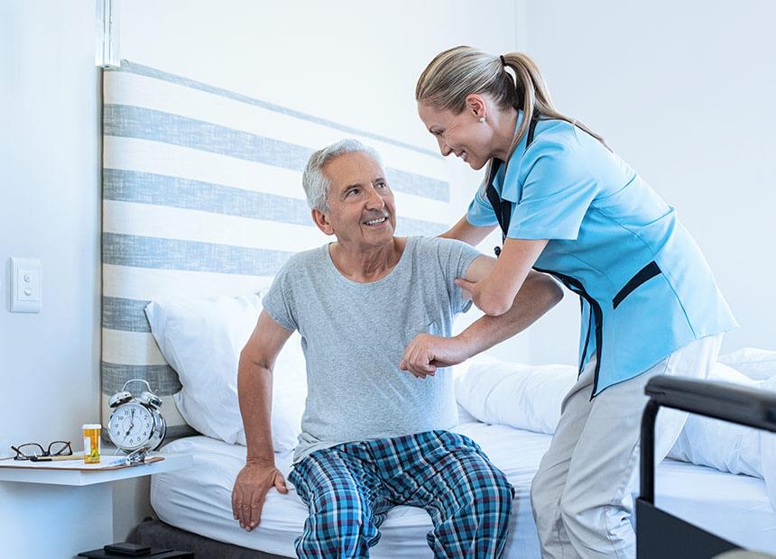 Imagem ilustrativa site pronep life care