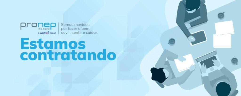 banner vagas site pronep administração