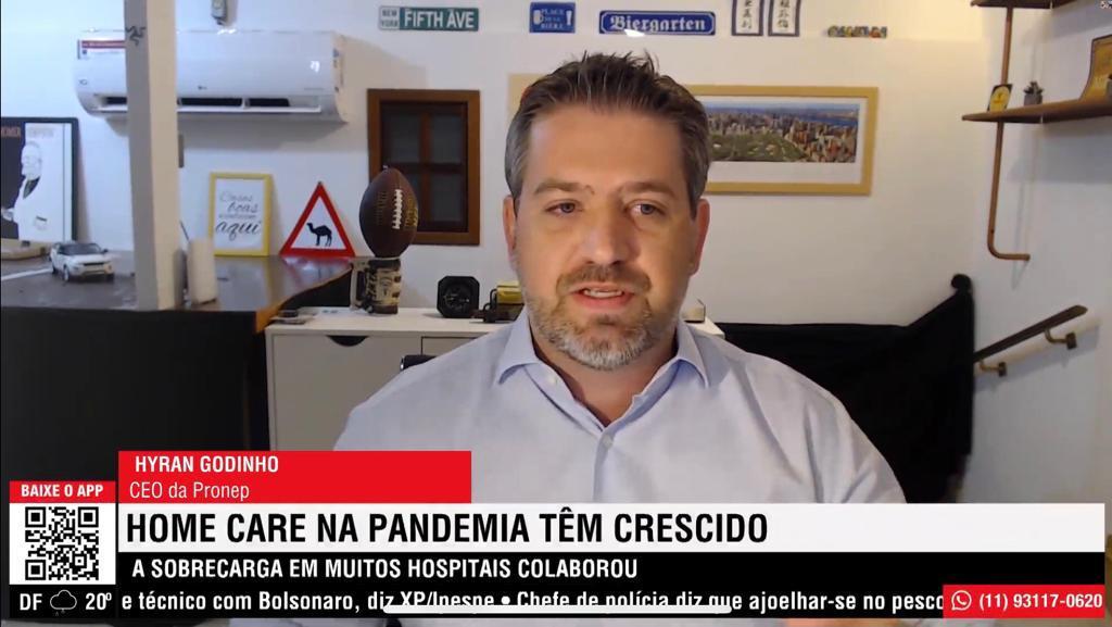 Home Care tem crescido na pandemia