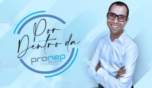 Vagner Araújo, coordenador da equipe de Educação Continuada da Pronep