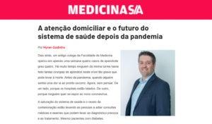 Inserção no postal Medicina S/A