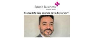 Paulo Mendes assume como diretor de Tecnologia da Informação com proposta de alavancar resultados e processos por intermédio da tecnologia